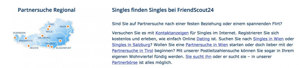 Partnersuche testsieger österreich